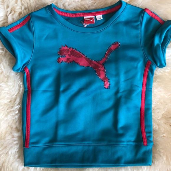 Puma Other - PUMA Girls Top/T-Shirts
